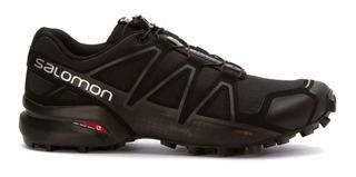 Zap Salomon Speedcross 4 Negras - Trail - Original - Salas