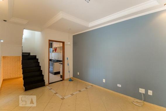 Casa Para Aluguel - Jardim Anália Franco, 3 Quartos, 98 - 893048113