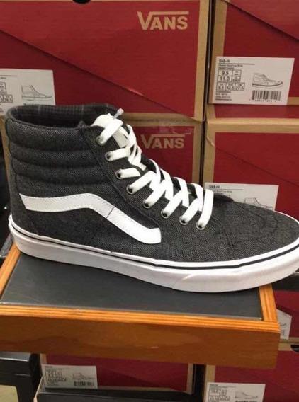 Zapatos Vans Originales Talla 39 Hombres