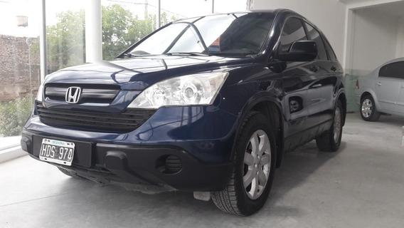 Honda Crv Lx A/t Anticipo $365000 Y Cuotas Automotores Yami