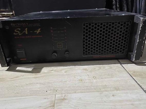 Amplificador Cygnus Sa-4