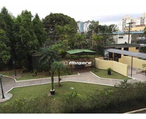 Apartamento Com 3 Dormitórios Para Alugar, 110 M² Por R$ 2.500/mês - Macedo - Guarulhos/sp - Ap2778
