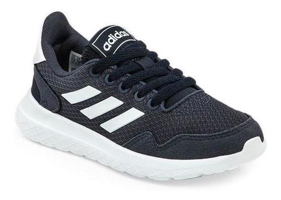 Zapatillas adidas Archivo Niños Running Azul Ef0531