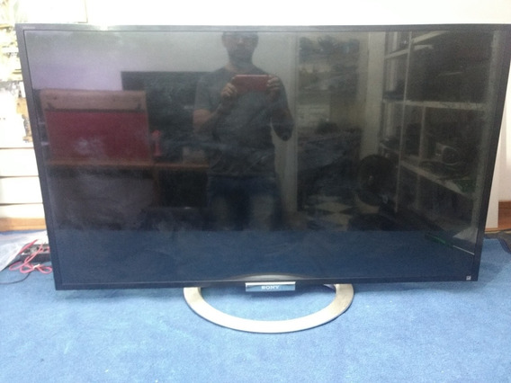 Tv Sony (peças E Tela) Fonte E Tela Controle 47w802a Peças Ou Tela Promoção