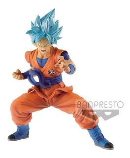 Muñeco Dragon Ball Goku Coleccionables Caja Y Pedestal