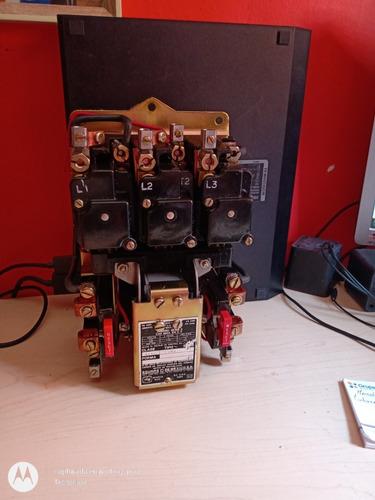 Imagen 1 de 5 de Arrancador Magnético Marca Squared Tipo L Nema 2 Bobina 220v