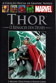 Graphic Novels Marvel - Thor: O Renascer Dos Deuses - Hq Dig