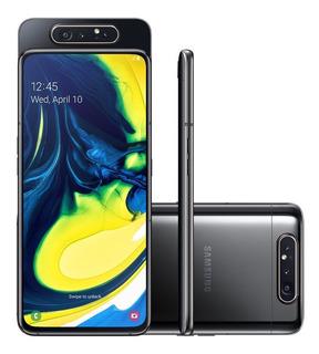 Smartphone Samsung Galaxy A80 128gb 8gb Tela 6,7 Câmera 48mp + 5mp- Anatel