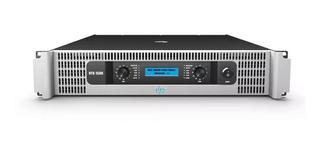 Amplificador Potencia E-sound Vtx 1500 Pro 750w + 750w Rms
