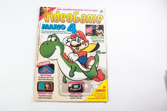 Revista Videogame, Ano 1, N. 7, Outubro 1991