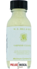 Varnish Cleaner W E Hill. Removedor De Breu. Made In England