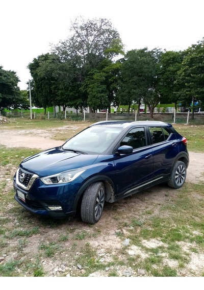 Nissan Kicks 1.6 Exclusive At Cvt 2017