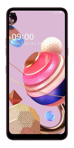 LG K51S Dual SIM 64 GB Rosa 3 GB RAM