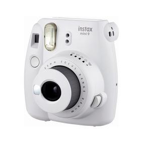 Câmera Instax Mini 9 Fujifilm Instantânea - Branco Gelo