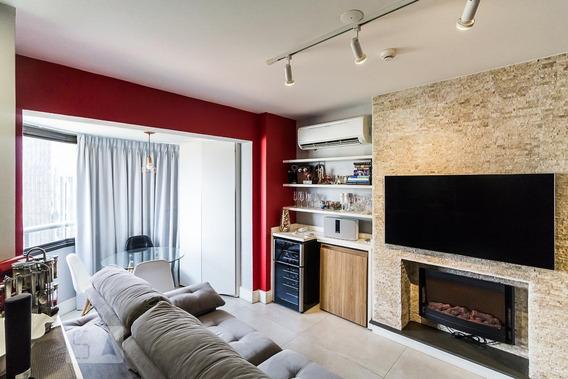 Apartamento Para Aluguel - Bela Vista, 1 Quarto, 51 - 893034501