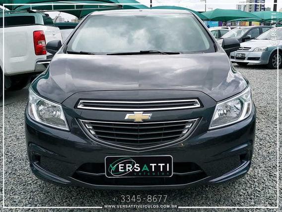 Chevrolet Onix Lt 1.0 Mpfi 8v 4p Mec. 2017