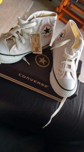 Tenis Converse All Star Botinha Cano Alto Chuck Taylor