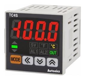 Tc4s-14r - Controlador De Temperatura 48x48mm - Autonics