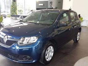 Renault Sandero Expression Plan Adjud 174mil Entrga Ya! (sj)
