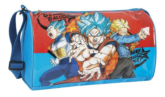 Bolso Para Nene Dragon Ball Z Club Pileta Colonia Playa Gtia