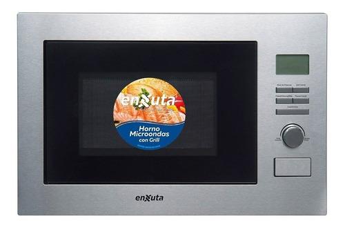 Microondas De Empotrar Enxuta Moenxe0325 Grill Digital 25lts