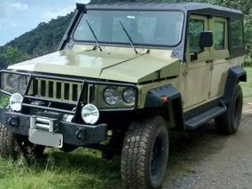 Engesa 4p 4x4 Diesel - Bandeirante Jeep Marruá Jipe Rural