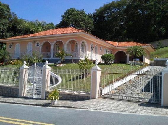 Casa Residencial À Venda, Centro, São José. - Ca0320