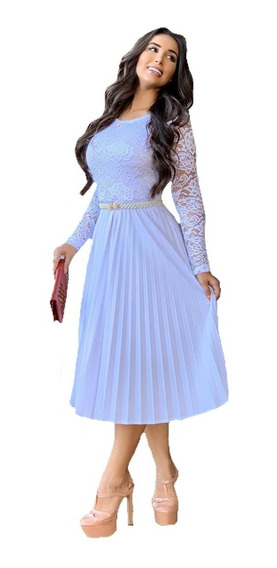 Vestido Branco Casamento Civil, Pré Wedding Noiva Midi