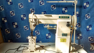 Máquina Industrial De Coluna Maqi, Semi Nova