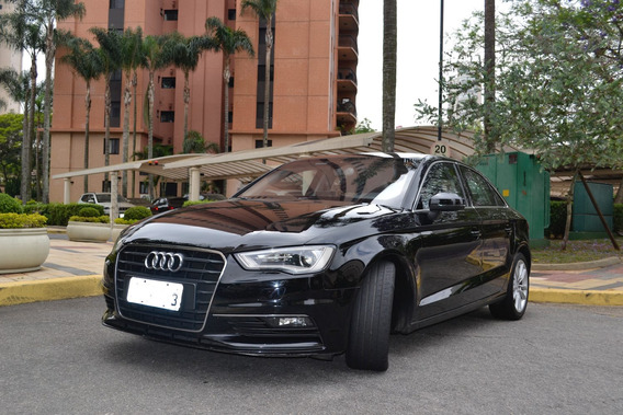 Audi A3 Sedan 1.8 Turbo 2014 Ambition Blindado