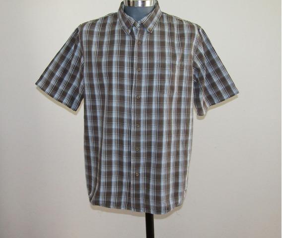 Wrangler Camisa A Cuadros Talla Grande