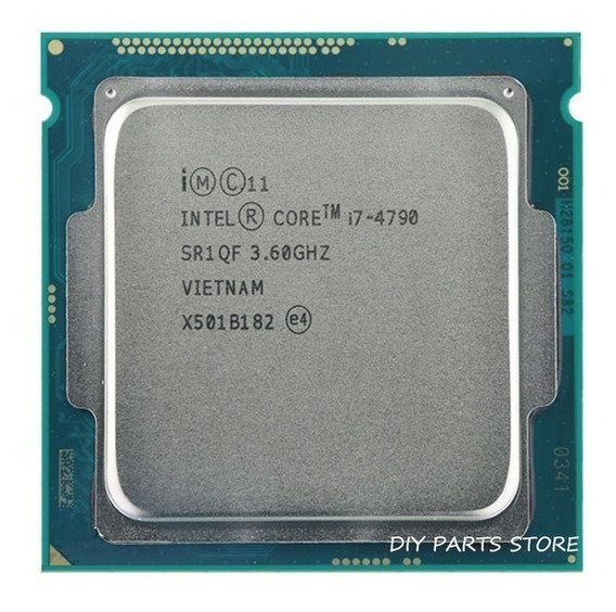 Procesador Intel Core I7-4790 3.60ghz Socket 1150