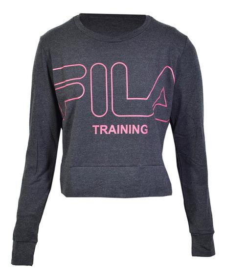 Buzo Fila Mujer Lineal Training Bla