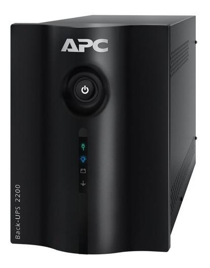 Nobreak Apc Back-ups Bz2200bi-br 2200va (1360w) Bivolt/115v