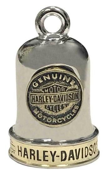 Harley Davidson Sino Ride Bell Original Genuino Exclusivo!!!