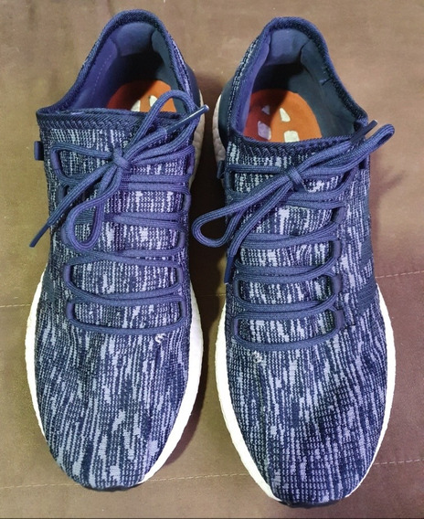 Tênis adidas Pureboost Azul N°43 Raro!
