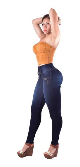 Jeans Dama Pantalones Mujer Colombiano Levanta Pompa