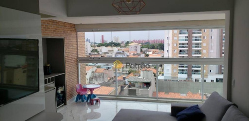 Cobertura, 174 M² - Venda Por R$ 1.270.000,00 Ou Aluguel Por R$ 7.000,00/mês - Vila Marlene - São Bernardo Do Campo/sp - Co0220