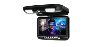 Reproductor Dvd Para Autos 9 (roof Mount Dvd Player Cr9033b)
