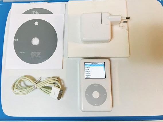 iPod Apple 60gb Branco - Funcionando Perfeitamente!!!