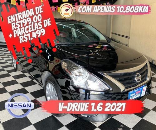 Nissan Versa V-drive 1.6