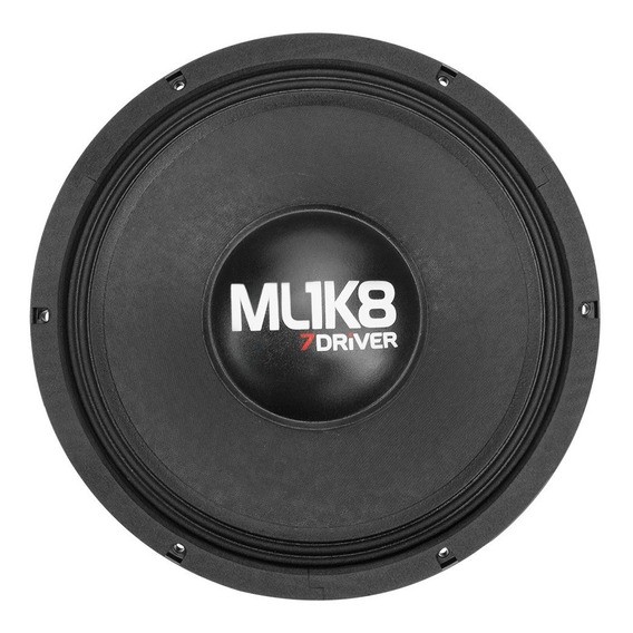 Médio Seven Driver 12 Ml1k8 900rms 7 Driver Woofer 1k8 Ml