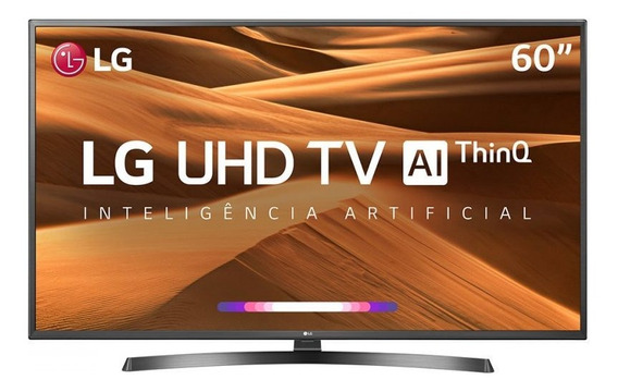 Smart Tv Led 60 Lg 60um7270psa Ultra Hd/4k Wi-fi 3 Hdm 2 Usb