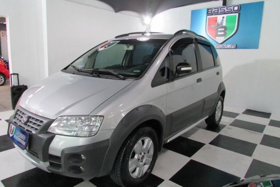 Fiat Idea Adventure 2009 Locker 1.8 8v Flex