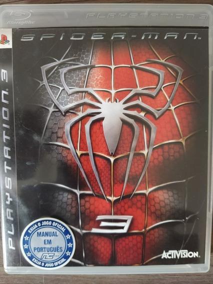 Homem Aranha 3 Spider Man 3 Ps3