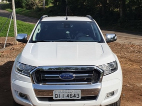 Ford Ranger 3.2 Limited Cab. Dupla 4x4 Aut. 4p 2017