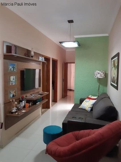 Casa No Bairro Jardim Sarapiranga - Jundiaí/sp. - Ca02598 - 34102125
