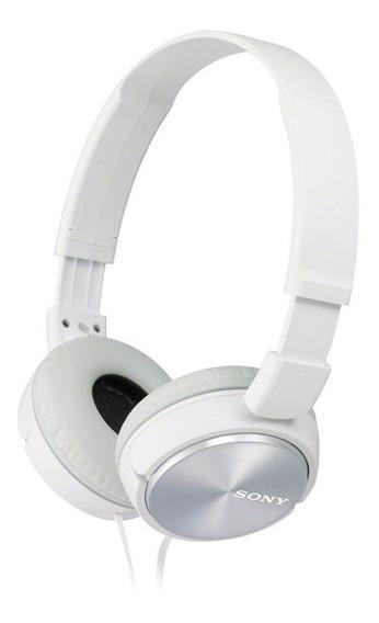 Audífonos Sony Mdr-zx310 Plegables Blanco