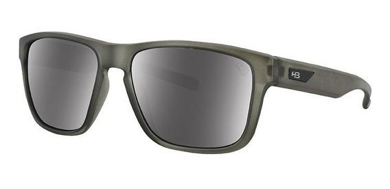 Oculos Sol Hb H Bomb Cinza Lente Prata Espelhada 9011229788
