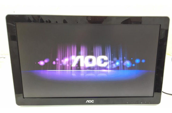 All In One Aoc A2072pwh Android Função Monitor Hdmi E Vga